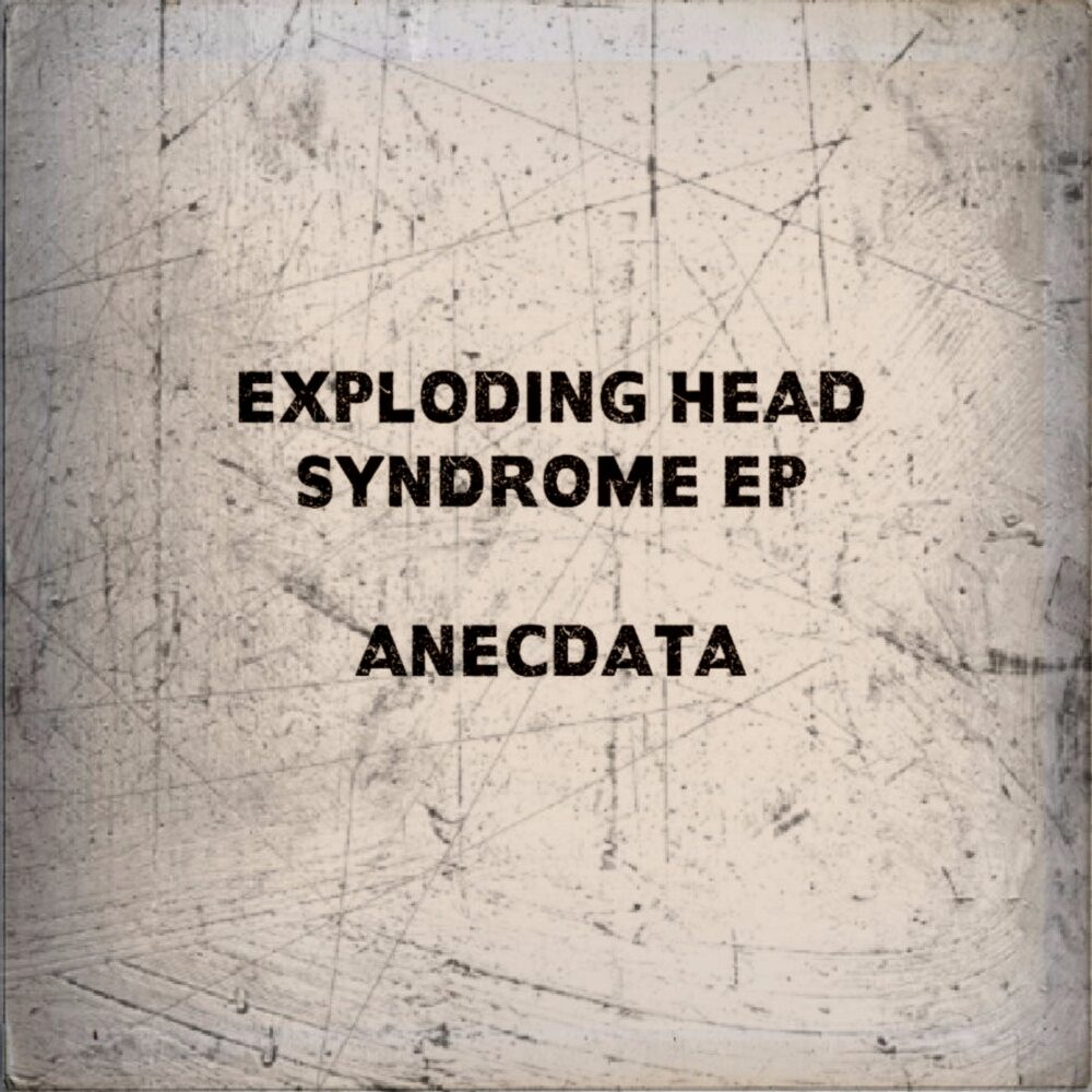 Exploding Head Syndrome art